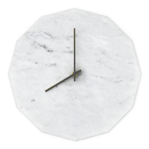 Dette er vores Marble Bianco model med sorte visere