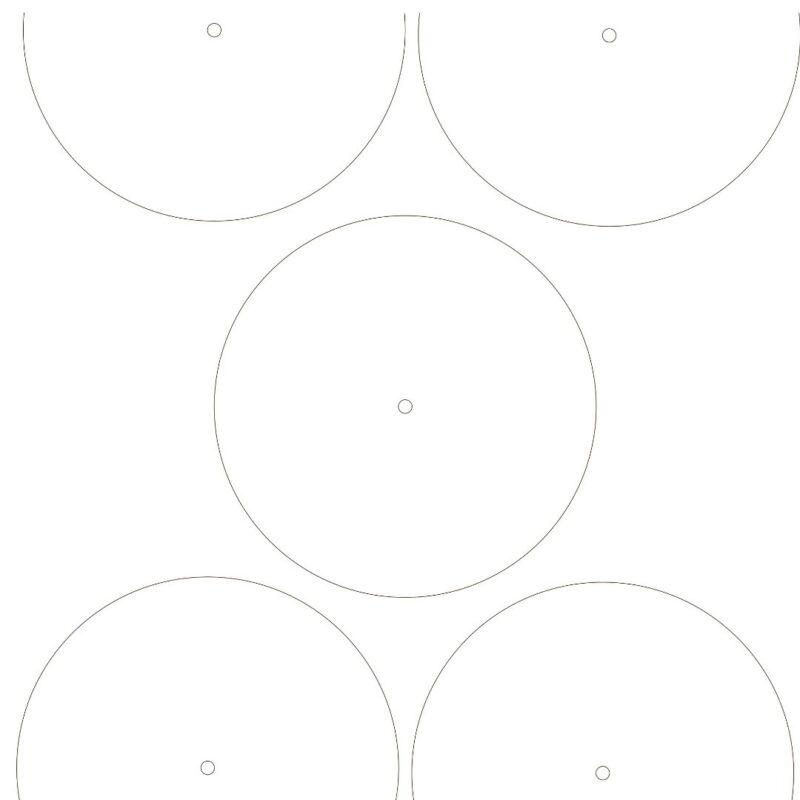 Viser vores tegninger til udarbejdelse af nye ure